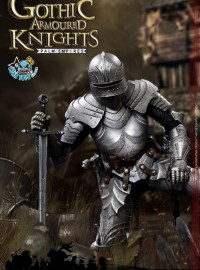 COOMODEL PE011 PALM EMPIRES 掌上帝國系列 – GOTHIC ARMORED KNIGHT 哥特重裝騎士-02