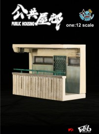 FEELWOTOYS FW010 PUBLIC HOUSING 公寓場景組-01