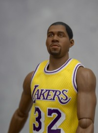 FigureCool L.A. LAKERS 洛杉磯湖人隊 – MAGIC JOHNSON 魔術強森-01