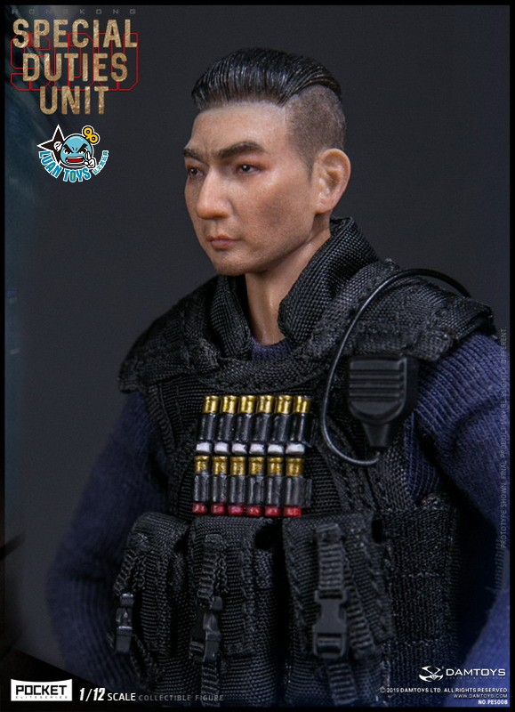 DAMTOYS PES008 HONG KONG ROYAL SDU ASSAULT TEAM 香港皇家特警飛虎隊攻擊隊隊員-04