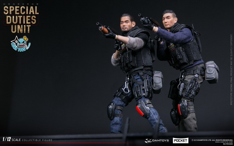 DAMTOYS PES008 HONG KONG ROYAL SDU ASSAULT TEAM 香港皇家特警飛虎隊攻擊隊隊員-06