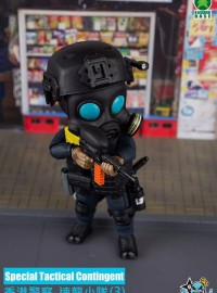 FIGURE BASE TM015 HONG KONG ROYAL POLICE STS RAPTORS ELITE TEAM 香港皇家警察特別戰術小隊速龍小隊-01