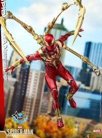 HOT TOYS MARVEL'S SPIDER-MAN 漫威蜘蛛人 - SPIDER-MAN 蜘蛛人(IRON SPIDER ARMOR 鋼鐵蜘蛛裝甲)-06