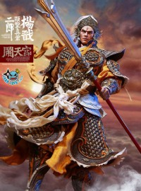 INFLAMES TOYS X NEWSOUL TOYS IFT-044 HAVOC IN HEAVEN SERIAL 鬧天宮系列 – ERLANG SHEN 二郎顯聖真君 二郎神 楊戩-02
