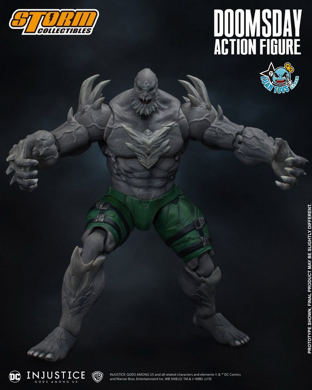 STORM TOY DCIJ-004 DC INJUSTICE GODS AMONG US 超級英雄 武力對決 – DOOMSDAY 毀滅日-02