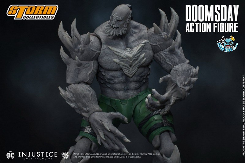 STORM TOY DCIJ-004 DC INJUSTICE GODS AMONG US 超級英雄 武力對決 – DOOMSDAY 毀滅日-03