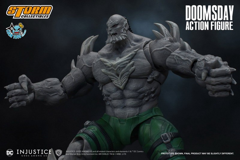STORM TOY DCIJ-004 DC INJUSTICE GODS AMONG US 超級英雄 武力對決 – DOOMSDAY 毀滅日-05
