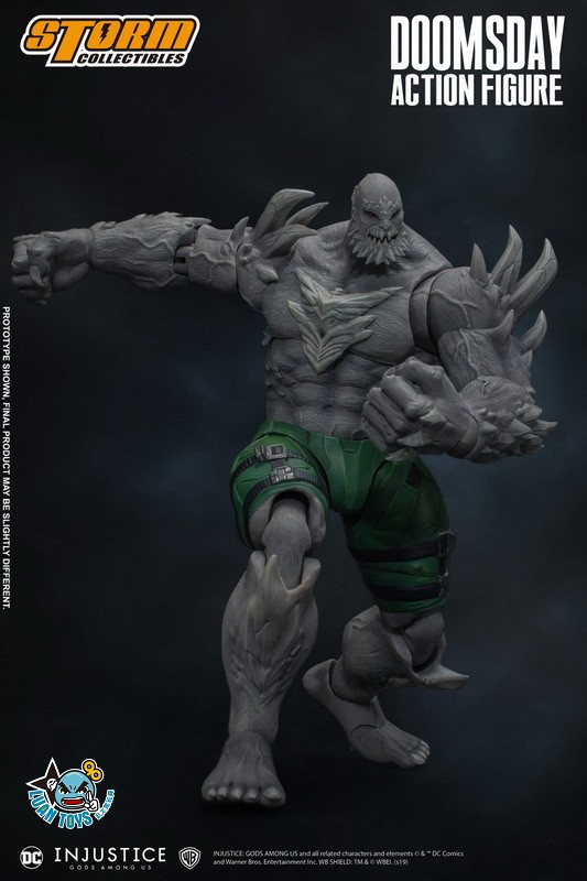 STORM TOY DCIJ-004 DC INJUSTICE GODS AMONG US 超級英雄 武力對決 – DOOMSDAY 毀滅日-06
