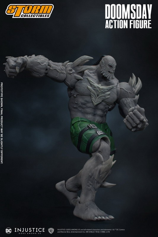 STORM TOY DCIJ-004 DC INJUSTICE GODS AMONG US 超級英雄 武力對決 – DOOMSDAY 毀滅日-07