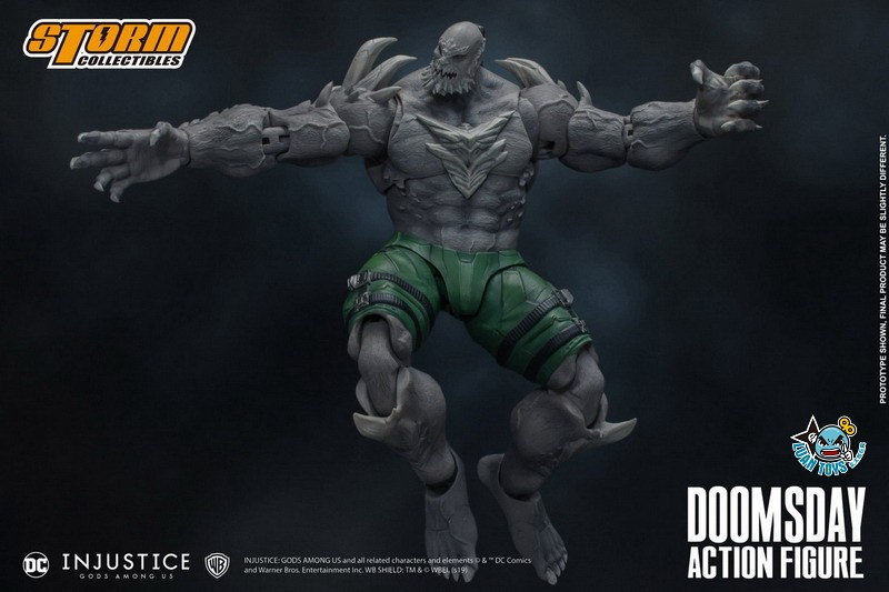 STORM TOY DCIJ-004 DC INJUSTICE GODS AMONG US 超級英雄 武力對決 – DOOMSDAY 毀滅日-08