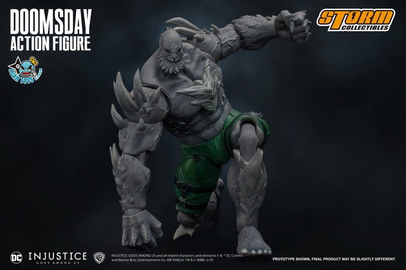 STORM TOY DCIJ-004 DC INJUSTICE GODS AMONG US 超級英雄 武力對決 – DOOMSDAY 毀滅日-09