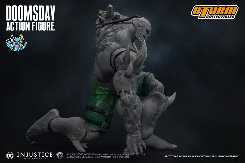STORM TOY DCIJ-004 DC INJUSTICE GODS AMONG US 超級英雄 武力對決 – DOOMSDAY 毀滅日-10