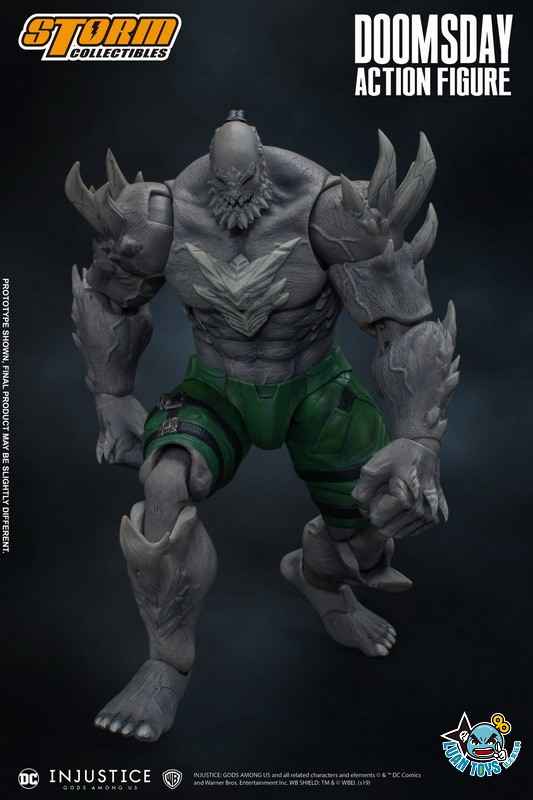 STORM TOY DCIJ-004 DC INJUSTICE GODS AMONG US 超級英雄 武力對決 – DOOMSDAY 毀滅日-11