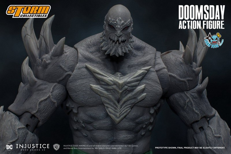 STORM TOY DCIJ-004 DC INJUSTICE GODS AMONG US 超級英雄 武力對決 – DOOMSDAY 毀滅日-12