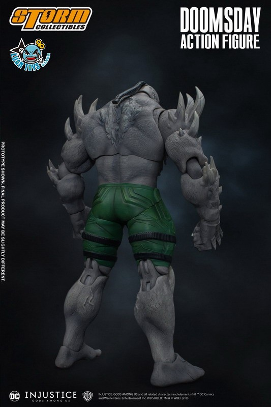 STORM TOY DCIJ-004 DC INJUSTICE GODS AMONG US 超級英雄 武力對決 – DOOMSDAY 毀滅日-14