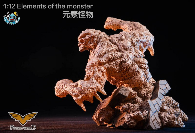 POCKET WORLD PW2011B ELEMENTS OF THE MONSTER 元素怪物-04