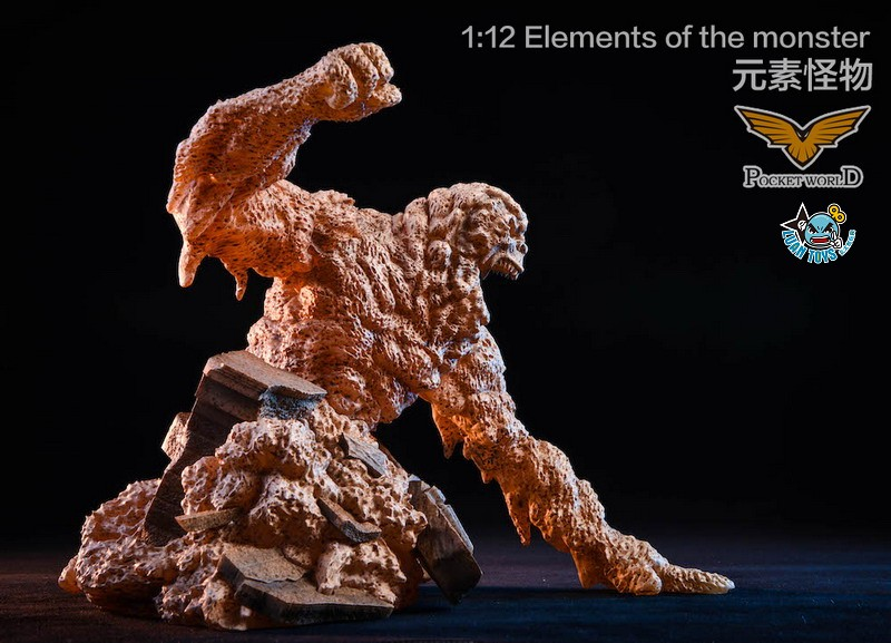 POCKET WORLD PW2011B ELEMENTS OF THE MONSTER 元素怪物-06