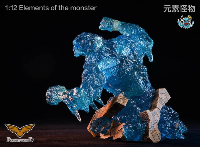 POCKET WORLD PW2011C ELEMENTS OF THE MONSTER 元素怪物-04