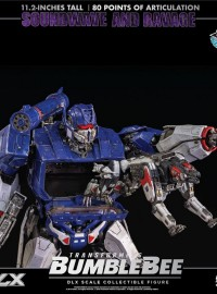 Threezero TRANSFORMERS BUMBLEBEE 變形金剛 大黃蜂 – SOUNDWAVE 聲波 & RAVAGE 破壞-15