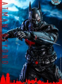 HOT TOYS DC BATMAN ARKHAM KNIGHT 蝙蝠俠 阿卡漢騎士 – BATMAN BEYOND 未來蝙蝠俠-04