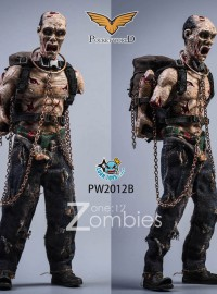 POCKET WORLD PW2012 THE WALKING DEAD 陰屍路 – ZOMBIE 疆屍-18