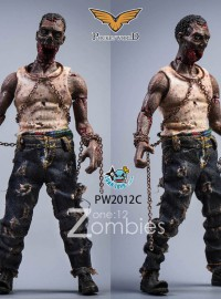 POCKET WORLD PW2012 THE WALKING DEAD 陰屍路 – ZOMBIE 疆屍-28