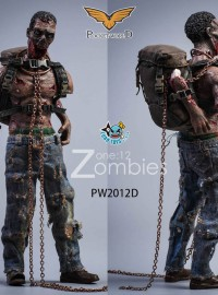 POCKET WORLD PW2012 THE WALKING DEAD 陰屍路 – ZOMBIE 疆屍-34