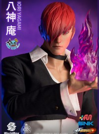 WORLD BOX KF099 KOF THE KING OF FIGHTERS DESTINY 格鬥天王 命運 – IORI YAGAMI 八神庵-09