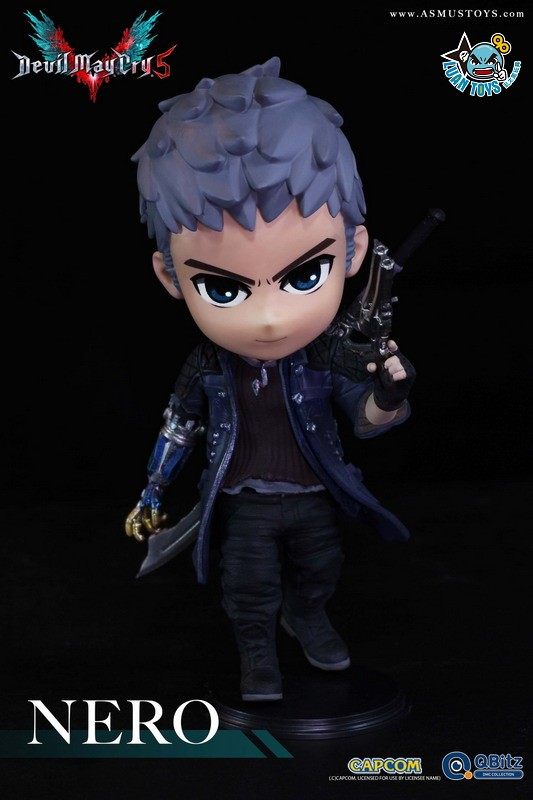 ASMUS TOYS QB007 DEVIL MAY CRY 5 惡魔獵人 5 – NERO 尼祿-01