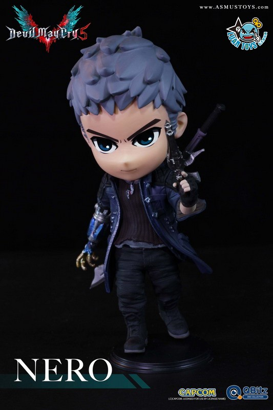ASMUS TOYS QB007 DEVIL MAY CRY 5 惡魔獵人 5 – NERO 尼祿-02