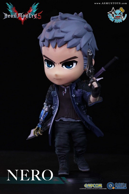 ASMUS TOYS QB007 DEVIL MAY CRY 5 惡魔獵人 5 – NERO 尼祿-04