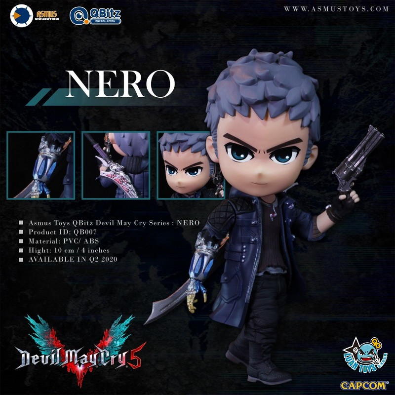 ASMUS TOYS QB007 DEVIL MAY CRY 5 惡魔獵人 5 – NERO 尼祿-05