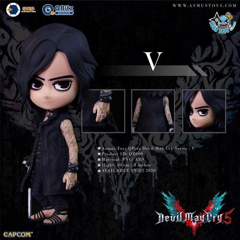 ASMUS TOYS QB008 DEVIL MAY CRY 5 惡魔獵人 5 – V-05