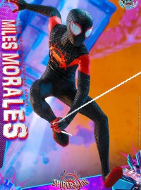 HOT TOYS SPIDER-MAN INTO THE SPIDER-VERSE 蜘蛛人 新宇宙 - MILES MORALES 麥爾斯莫拉雷斯-05