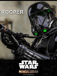 HOT TOYS THE MANDALORIAN 曼達洛人 – DEATH TROOPER 死亡突擊兵-01