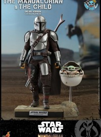 HOT TOYS THE MANDALORIAN 曼達洛人 – THE MANDALORIAN & THE CHILD 曼達洛人 & 孩子(DX版)-25