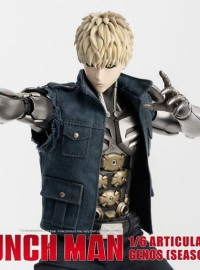 Threezero ONE PUNCH MAN 一拳超人 – GENOS 魔鬼生化人 傑諾斯(SEASON 2 第二季Ver.)-06