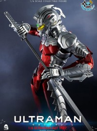 Threezero ULTRAMAN 超人力霸王 – ULTRAMAN SUIT Ver7 賽文(ANIME 動畫版Ver.)-01