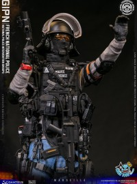 DAMTOYS 78076 FRENCH GIPN(GROUPS INTERVENTION POLICE NATIONAL) 法國國家警察干預隊(MARSEILLE 馬賽區)-01