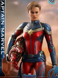 HOT TOYS MARVEL AVENGERS ENDGAME 復仇者聯盟 4 終局之戰 – CAPTAIN MARVEL 驚奇隊長(BRIE LARSON 布麗拉森飾演)-14