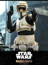 HOT TOYS THE MANDALORIAN 曼達洛人 – SCOUT TROOPER 帝國斥候偵察兵-01
