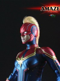 BY-ART BY-012 CAPTAIN MARVEL 驚奇隊長 – CAPTAIN MARVEL 驚奇隊長、CAROL DANVERS 卡蘿丹佛斯(BRIE LARSON 布麗拉森飾演)-01