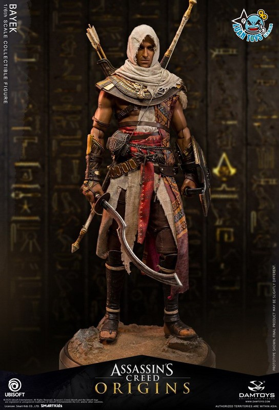 DAMTOYS DMS013 ASSASSIN'S CREED ORIGINS 刺客教條 起源 – BAYEK 巴耶克-10