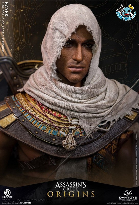 DAMTOYS DMS013 ASSASSIN'S CREED ORIGINS 刺客教條 起源 – BAYEK 巴耶克-11