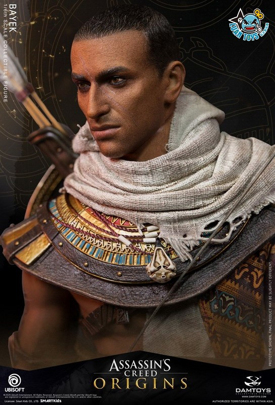 DAMTOYS DMS013 ASSASSIN'S CREED ORIGINS 刺客教條 起源 – BAYEK 巴耶克-17