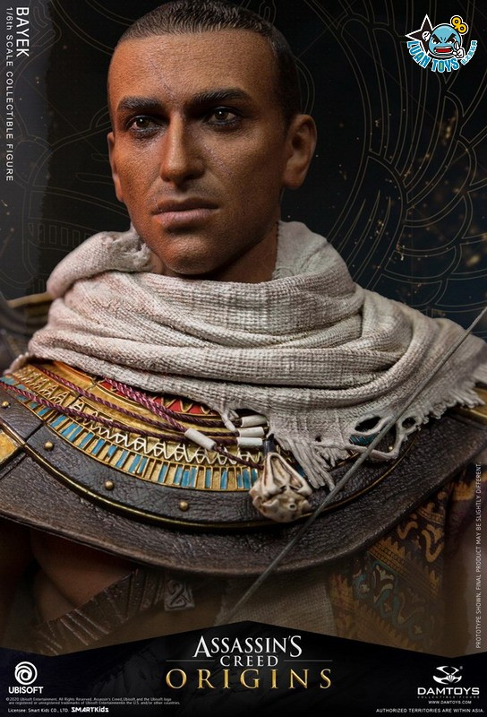 DAMTOYS DMS013 ASSASSIN'S CREED ORIGINS 刺客教條 起源 – BAYEK 巴耶克-18