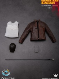 DAMTOYS RT004 GANGSTERS KINGDOM 黑幫王國 – COSTUME COMBINATION OF SPADE J 黑桃 J服裝配件組-01
