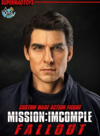 SUPERMADS TOYS MISSION IMPOSSIBLE 不可能的任務 – ETHAN HUNT 伊森杭特(TOM CRUISE 湯姆克魯斯飾演)-01