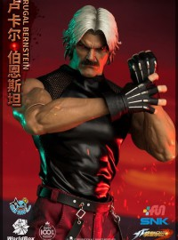 WORLD BOX KF101 KOF THE KING OF FIGHTERS DESTINY 格鬥天王 命運 – RUGAL BERNSTEIN 盧卡爾伯恩斯坦-02