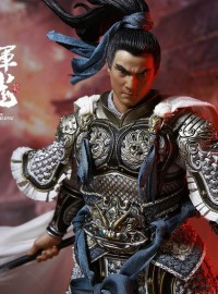 INFLAMES TOYS X NEWSOUL TOYS IFT-050 三國虎將魂 – 常勝將軍 趙雲(子龍)-01